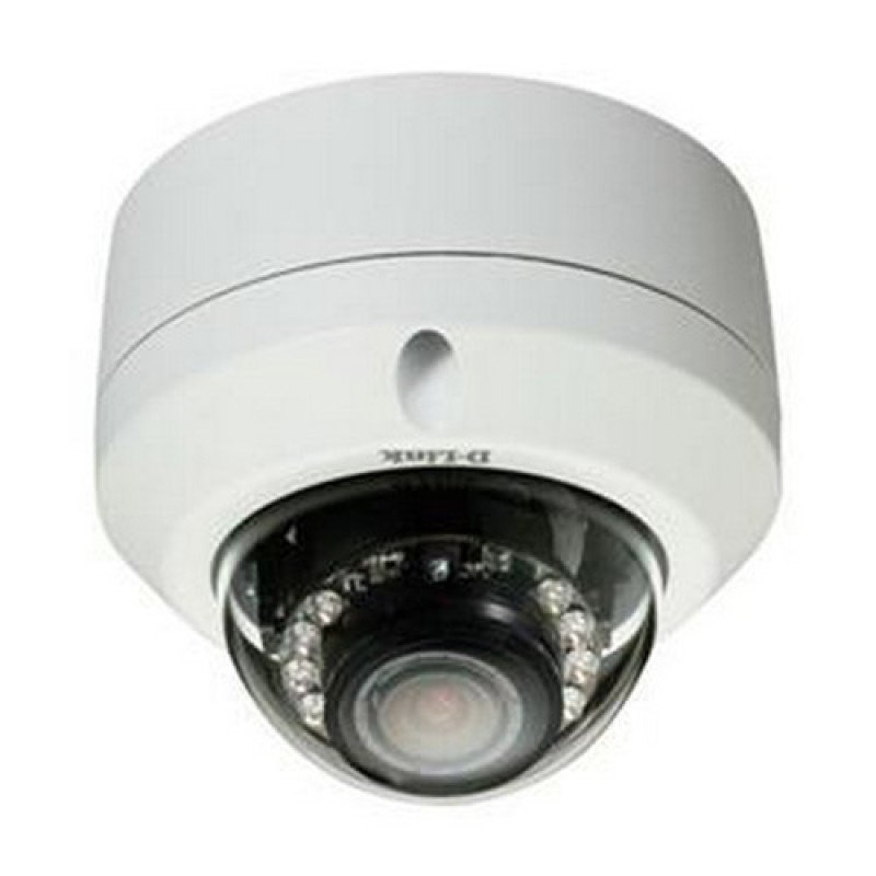 DLink DCS6314  Full HD WDR Varifocal Day & Night Outdoor Dome Network Camera