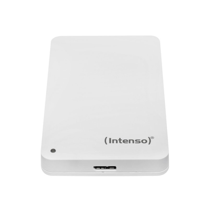 Image of Intenso 500GB 2.5inch USB 3.0 White External HDD
