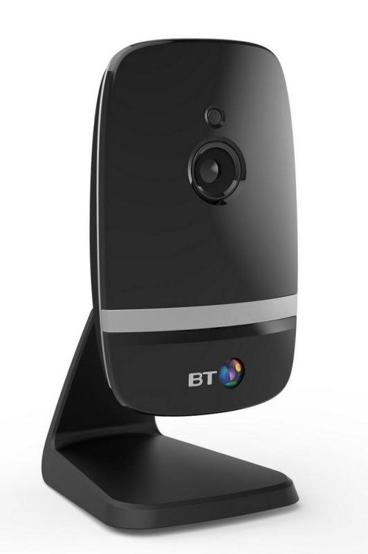 BT Smart Home Cam 100 - IP Camera with Night Vision and Motion Detection
