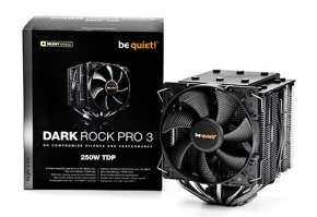 Be Quiet BK019 Dark Rock Pro 3 Processor Cooler