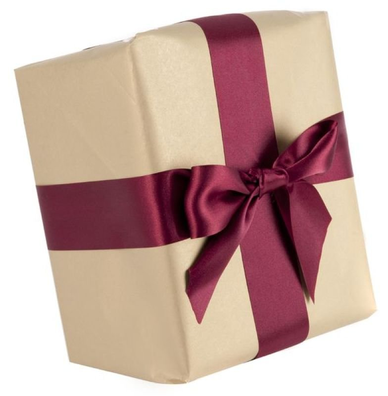 Gift Wrapping Service (gold)
