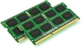 Kingston 8GB (2x4GB Kit) 1333mhz DDR3 Non-ecc Cl9 - Sodimm Sr X8