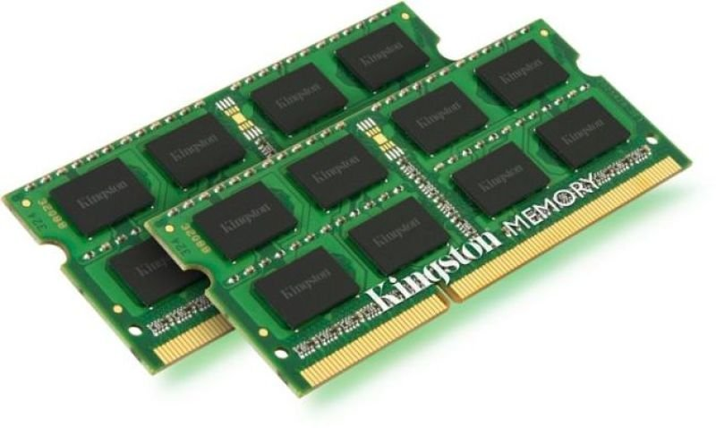 Kingston 8GB (2x4GB Kit) 1333mhz DDR3 Nonecc Cl9  Sodimm Sr X8
