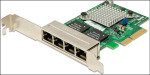 Cisco UCSC-PCIE-IRJ45= - Intel Quad Gigabit Network Adapter