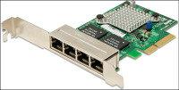 Cisco UCSC-PCIE-IRJ45= - Intel Quad Gigabit Network Adapter