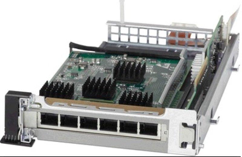 Cisco ASA 5525-X - 6 Port Interface Card