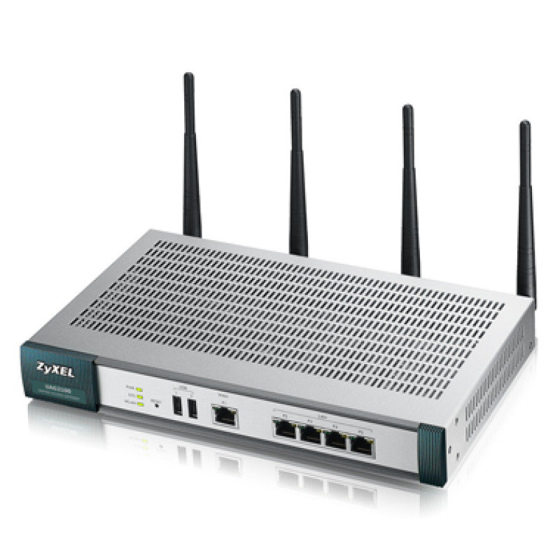 Zyxel UAG2100 - Unified Business Wireless Access Gateway