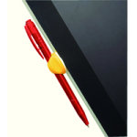 Dline Cbl Tidy Bases 6pk S/adhesive Neon