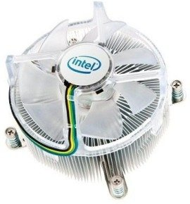 Intel heatsink and fan for Intel Socket 2011 Cooler