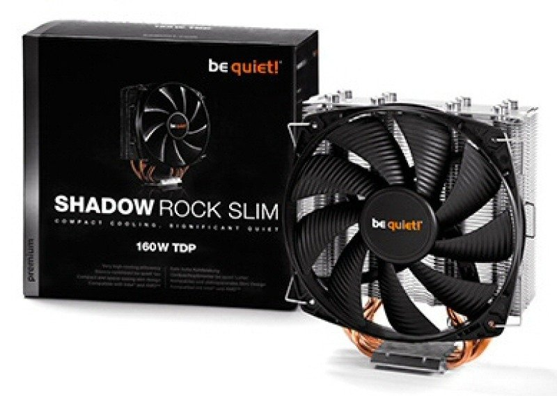 Be Quiet Shadow Rock Slim Processor Cooler
