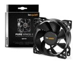 Be Quiet Pure Wings 2 80mm 3-pin Case Fan