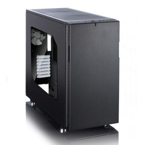 Fractal Design Define R5 Black Pearl Window Side Panel Computer Case