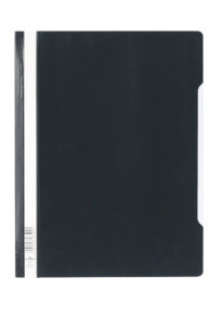 Durable Clear View Folder Black