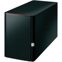 Buffalo LinkStation LS220D 2TB (2 x 1TB) 2 Bay Desktop NAS