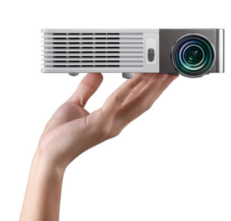 Image of BenQ GP20 DLP WXGA Ultra Portable Projector - 700 Lms