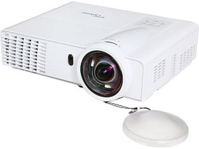 Compare retail prices of Optoma Gt760 DLP Projector WXGA 3400 Ansi Speaker 3D HDMI RS232 to get the best deal online