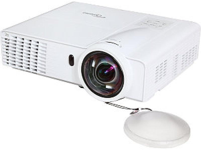 Optoma Gt760 Dlp WXGA Projector  3400 lms