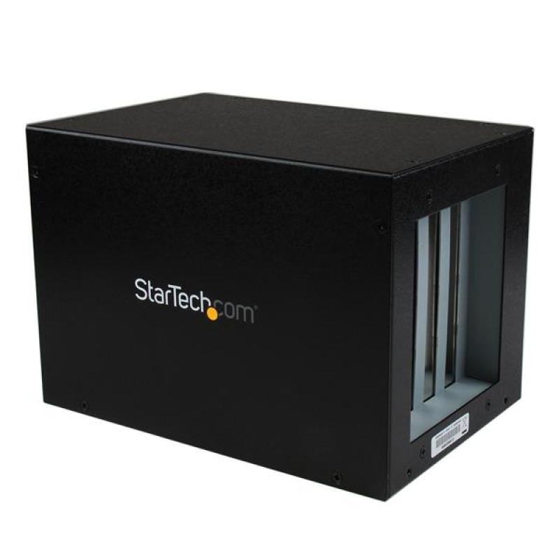 Startech Pci Express To 4 Slot Pci Expansion System (black)