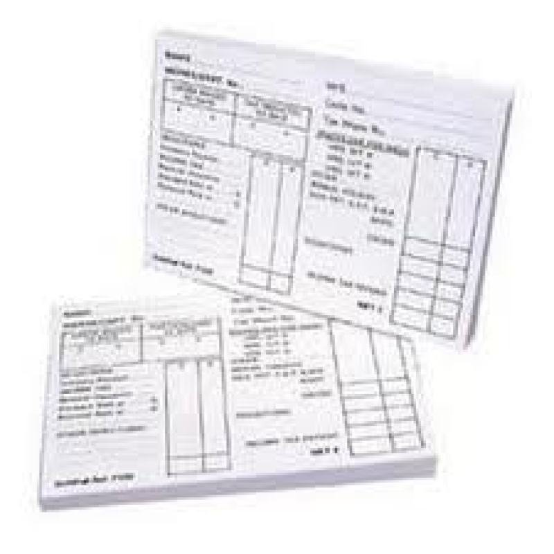 Guildhall Payslip Pad 100 Leaves - 5 Pack