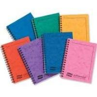Europa A6 Notemaker Sidebound Assorted