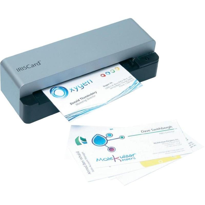 Image of IRISCard 5 Business Card Scanner