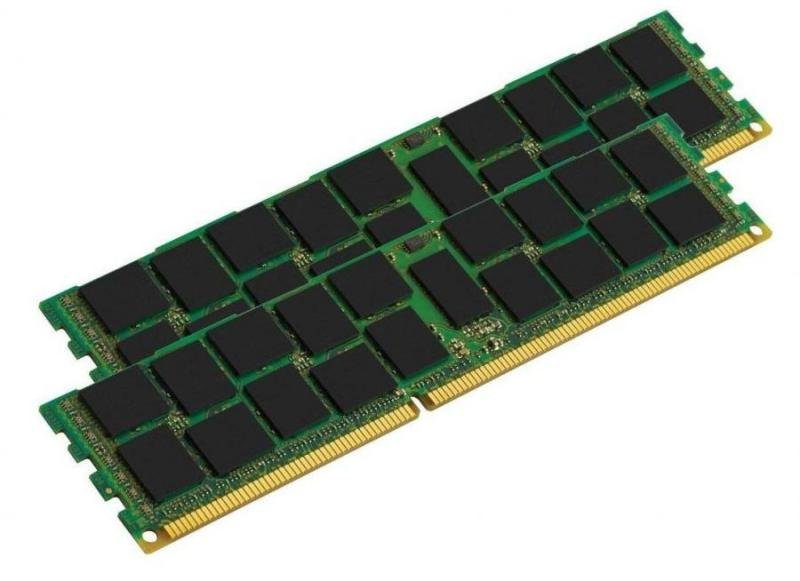 Image of Kingston 32GB 1866MHz DDR3 Reg ECC Kit (2X16GB) Apple Mac Pro