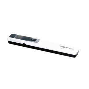 Iriscan Book 3 Page Scanner