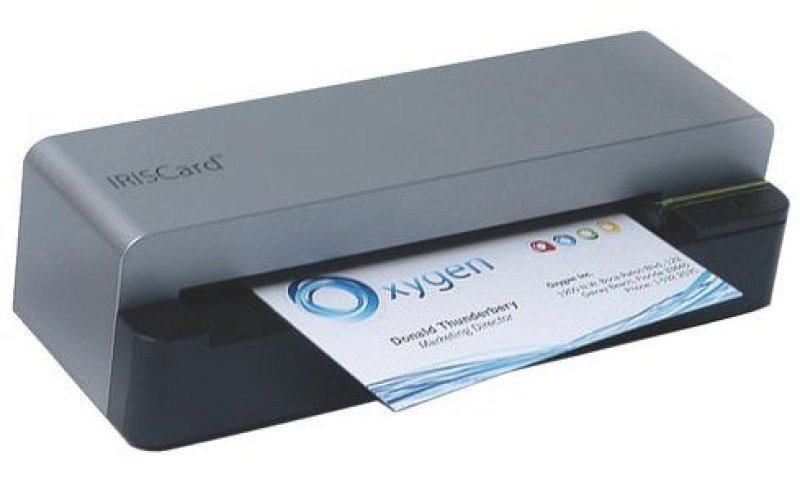 Iriscard Corporate 5 Mobile Scanner