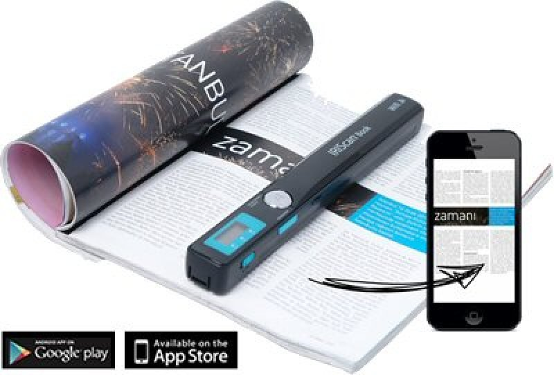 Image of Iriscan Book Executive 3 Portable Scanner