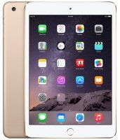 Apple iPad Mini 3 Cellular - Gold