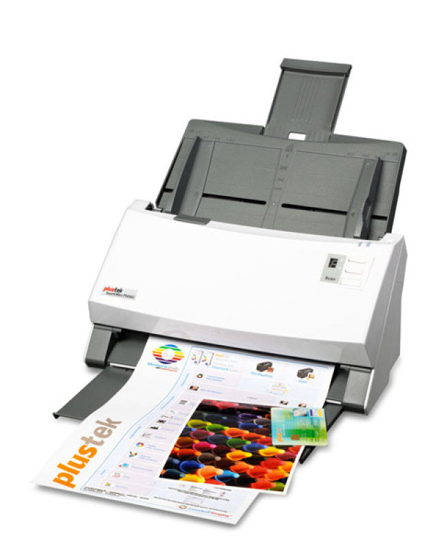 Plustek Smartoffice PS456u Sheetfed Scanner
