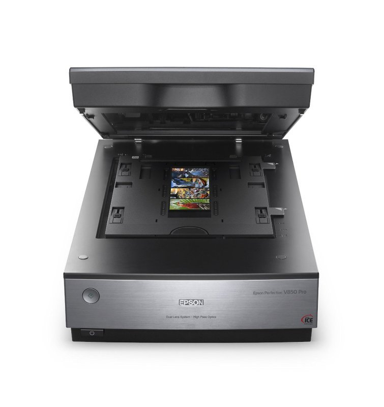 Epson Perfection V850 Pro Photo and Film Scanner