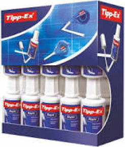 Tippex Rapid Value Pack 20 Pack