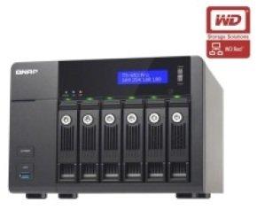 QNAP TS-653 Pro 24TB 2G RAM 6 Bay NAS