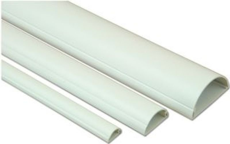 Image of Dline Cable Tidy Strips 3x420mm Wht