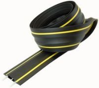 Dline Floor Cable Cover Hazard Yellow & Black