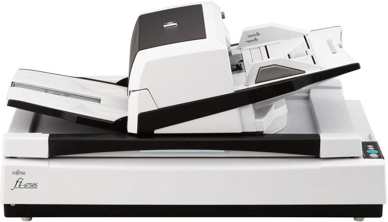 Fujitsu fi-6750S Image Scanner