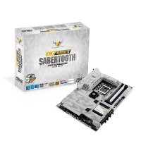 Asus Sabertooth Z97 Mark S Socket 1150 HDMI DisplayPort  8-Channel HD Audio ATX Motherboard