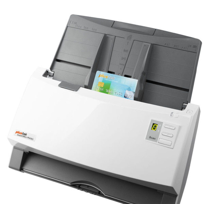 Plustek Smart Office Ps506u Scanner