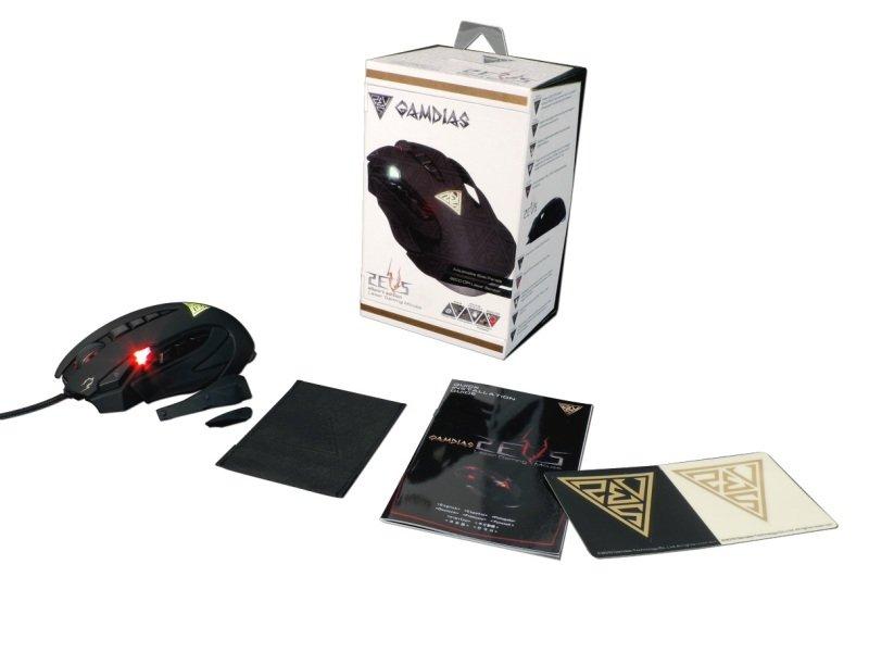 Image of Gamdias ZEUS Professional Esport Edition Mouse