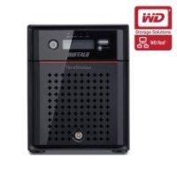 Buffalo TeraStation 4400 TS4400D-EU 24TB (4 x 6TB WD Red) 4 Bay NAS