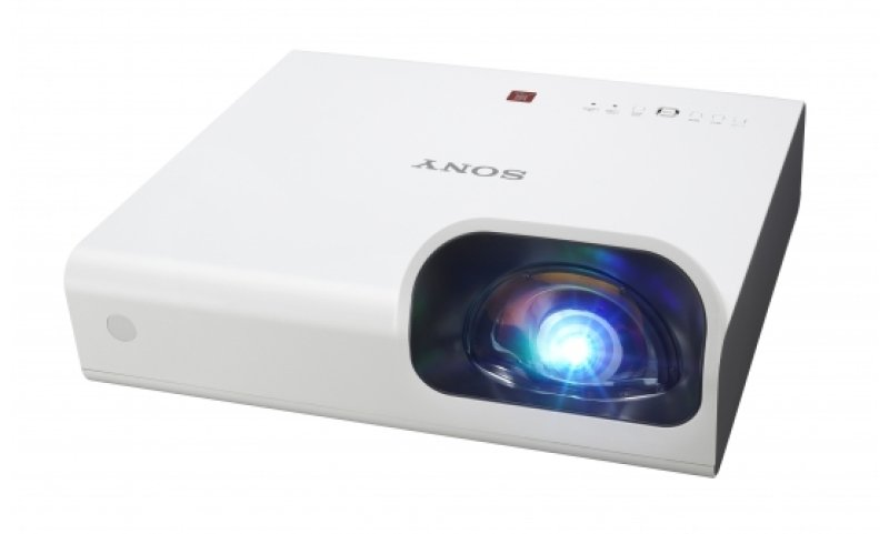 Image of Sony Vpl-SW235 Short Throw Projector - 3000 lms
