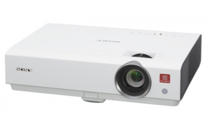 Image of Sony Vpl-dw127, D Series, Portable Projector - 2600lm