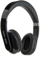 Sond Audio Bluetooth On Ear Foldable NFC Headphones Black