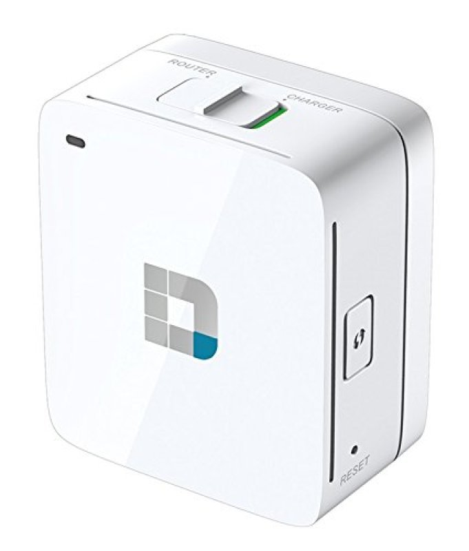 D-Link DIR-518L - Wireless AC Mobile Cloud Companion