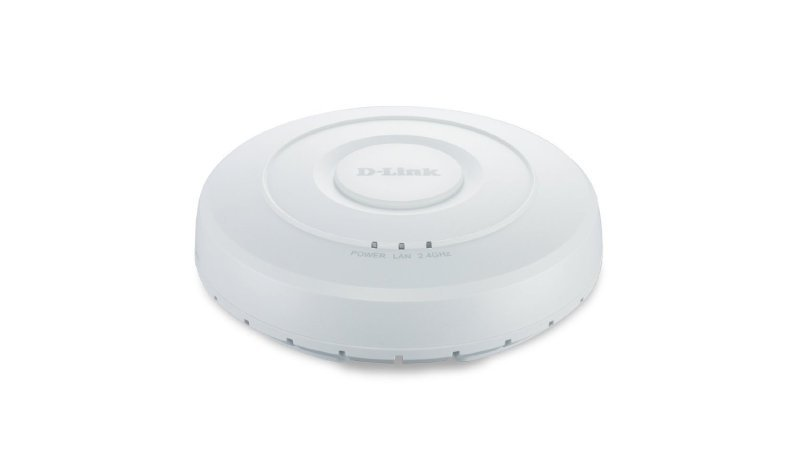 Image of D-Link DWL-2600AP - Unified Wireless N PoE Access Point