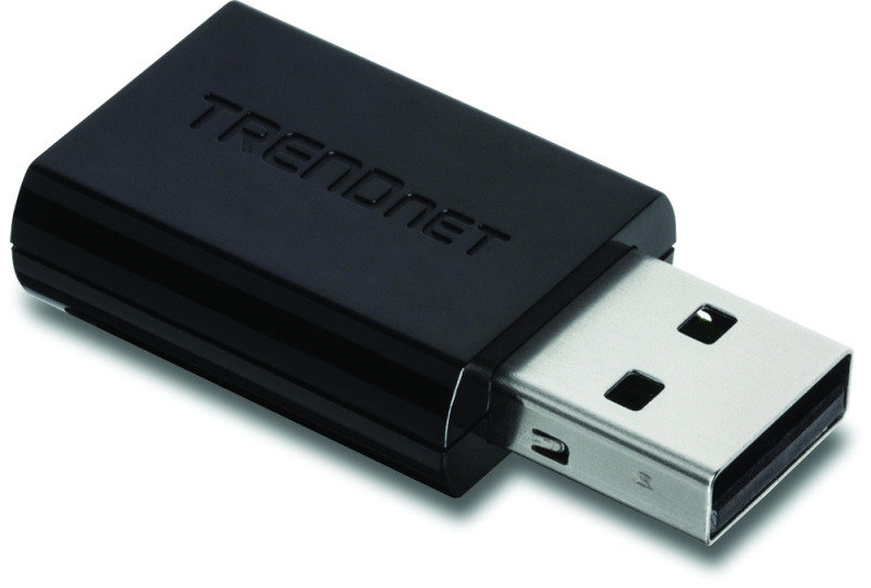 Image of TRENDnet TEW-804UB - AC600 Dual Band Wireless USB Adapter