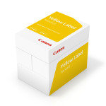 Canon Yellow Label 80gsm White A4 Paper - 2500 Sheets