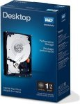 "WD Black 1TB 3.5"" SATA Desktop Hard Drive - Retail box"