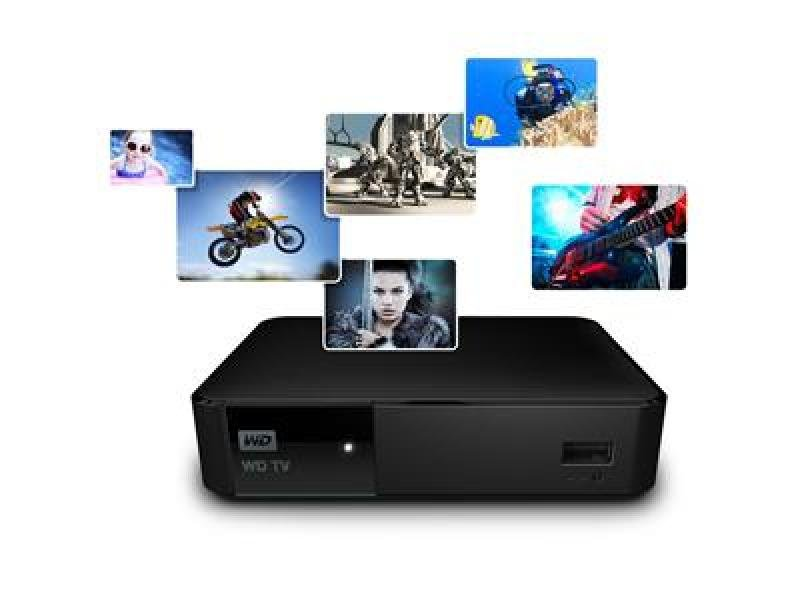 Image of WD TV Live Media Player Pal Emea